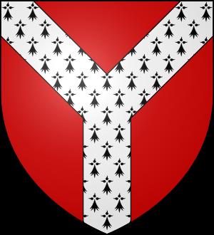 Blason de la famille Taffin (Artois)