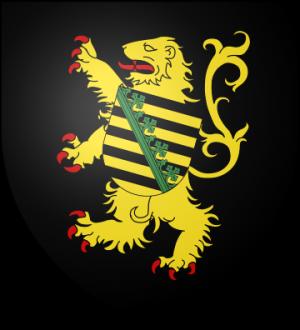 Blason de la famille de Belgique