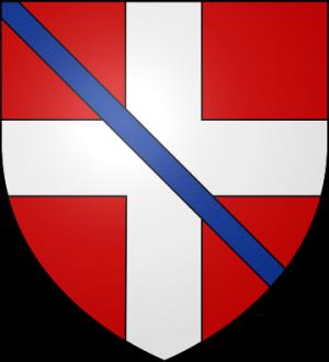 Blason de la famille de Savoie-Achaïe