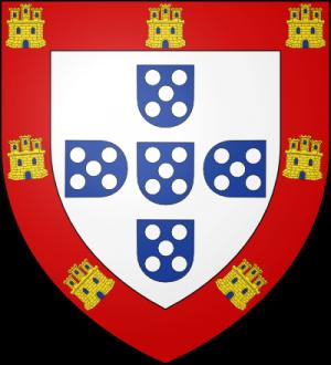 Blason de la famille de Portugal