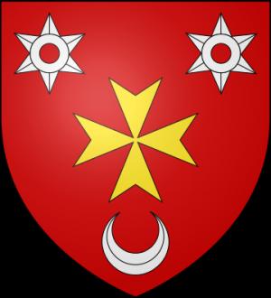 Blason de la famille Absolut de La Gastine (Ile-de-France)