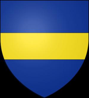 Blason de la famille d'Amandre (Bourgogne)