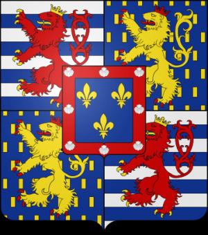 Blason de la famille de Luxembourg