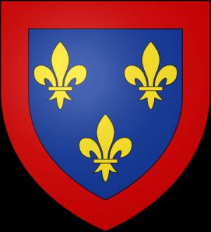 Blason de la famille de Valois