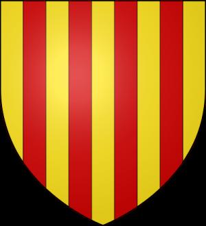 Blason de la famille d'Aragon (Aragon)