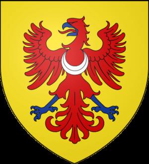 Blason de la famille d'Orjo de Marchovelette