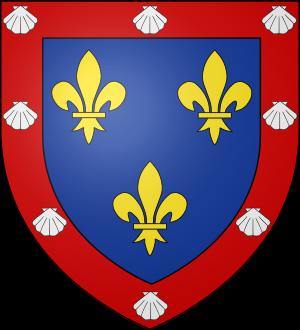 Blason de la famille de Bourbon-Parme