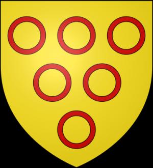 Blason de la famille d'Illiers (Beauce, Maine)