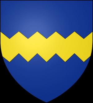 Blason de la famille de Quarré (Brabant)