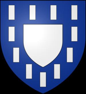 Blason de la famille de Wavrin de Villers-au-Tertre (Flandre)
