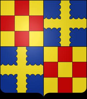 Blason de la famille de Rabutin (Bourgogne)