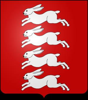 Blason de la famille d'Aydie (Armagnac)