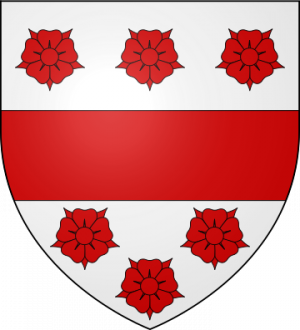 Blason de la famille de Sabrevois (Île-de-France, Orléanais)