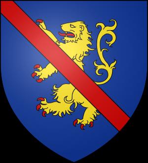 Blason de la famille de Cassagnes de Beaufort