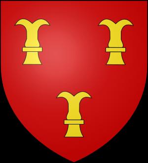Blason de la famille de Gaalon (Normandie)
