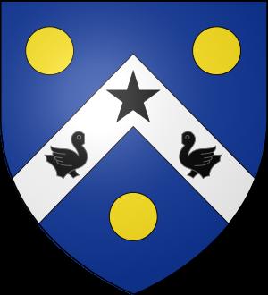 Blason de la famille Quarré de Boiry (Artois)