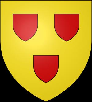 Blason de la famille d'Abbeville (Picardie)