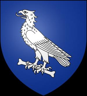 Blason de la famille d'Abidos (Béarn)