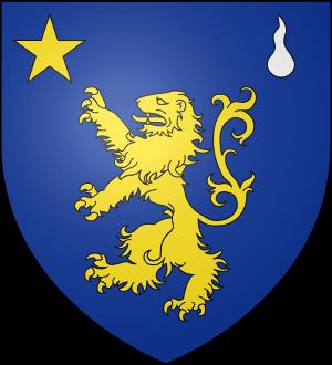 Blason de la famille Aubourg de Boury (Normandie)