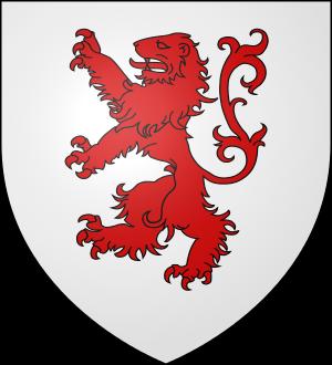 Blason de la famille d'Aigremont (Tournaisis)