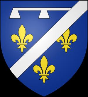 Blason de la famille d'Orléans-Longueville