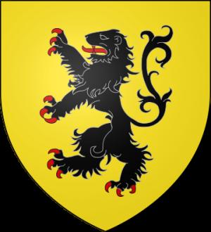 Blason de la famille d'Aiguirande (Bourbonnais, Berry, Artois, Picardie)