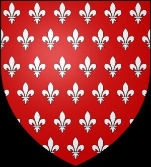 Blason de la famille de Warfusée (Belgique)