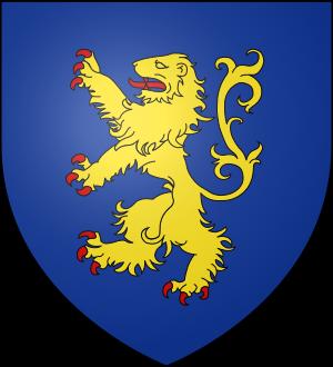 Blason de la famille de Rabastens (Languedoc)
