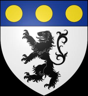 Blason de la famille d'Amade (Languedoc)