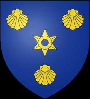 Blason de la famille de Naguet (Normandie)