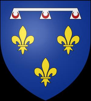Blason de la famille d'Angoulême