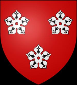 Blason de la famille d'Ancenis (Bretagne)