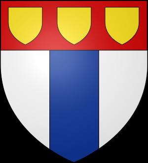 Blason de la famille de Fabry de Fabrègues (Provence)
