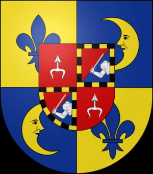 Blason de la famille von Widmann-Sedlnitzky (Autriche)