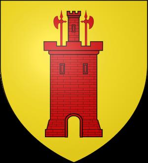 Blason de la famille d'Apchier (Auvergne)