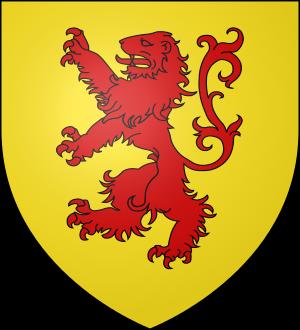 Blason de la famille d'Aigremont (Bourgogne)