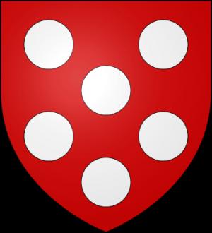 Blason de la famille d'Aiguières (Provence)