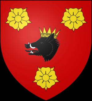 Blason de la famille Kadot alias Cadot (Normandie)