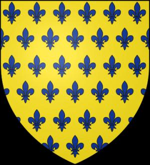 Blason de la famille d'Apchon (Auvergne)