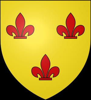 Blason de la famille de Wavrans (Picardie, Artois)
