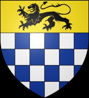 Blason de la famille Quarré (Bourgogne)