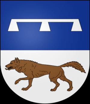 Blason de la famille Wolff-Metternich (Rhénanie)