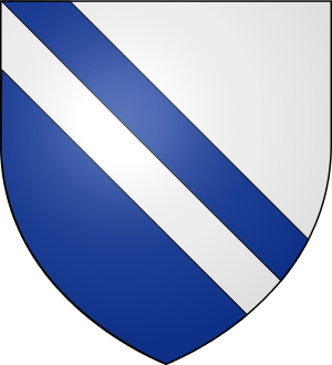 Blason de la famille Alamani (Florence)