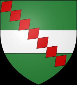 Blason de la famille de Warluzel (Artois)