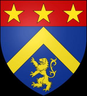 Blason de la famille de Quatrefages de La Roquette (Languedoc, Lyonnais)