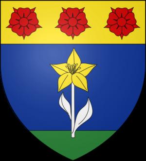 Blason de la famille Baboin de La Barollière (Lyonnais)