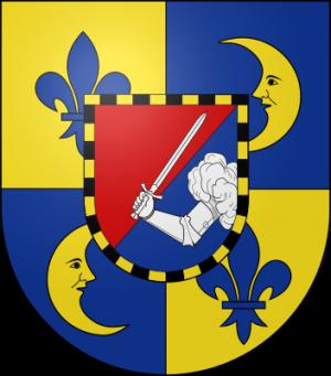 Blason de la famille Widmann Ottersberg (Hongrie, Galicie)