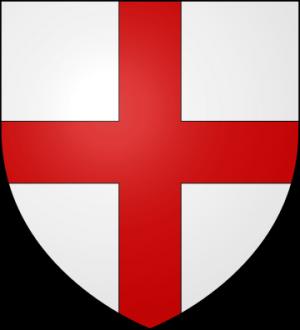 Blason de la famille d'Abbadie de Livron (Bigorre)