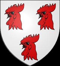 Blason de la famille Cabon (Bretagne)