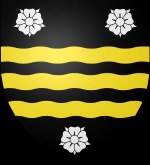 Blason de la famille d'Aigueperse (Lyonnais)
